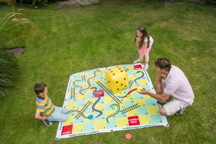 Snakes & Ladders 2.0m x 2.0m